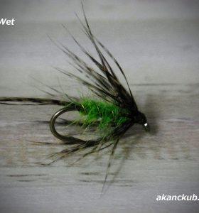 シンプルで良く釣れるHigeWet-Fly