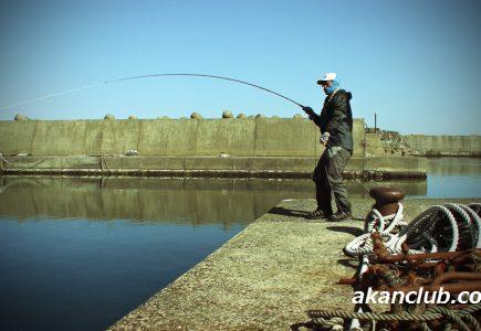 北海道南への釣旅その1