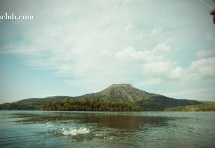 阿寒湖のユスリカを攻略したのはフローティングピューパ