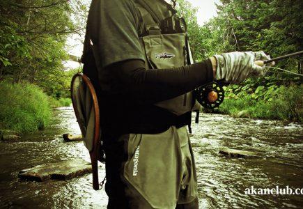 キャンプ場の中の川って釣れるの?
